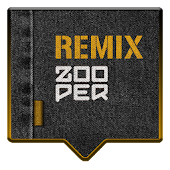 Remix for Zooper Widget Pro