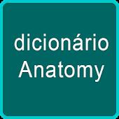diccionario Anatomia