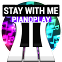 """""""Stay With Me"""" PianoPlay icon"""