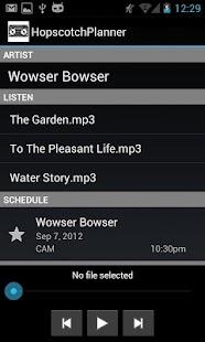 Unofficial Hopscotch Planner- screenshot thumbnail
