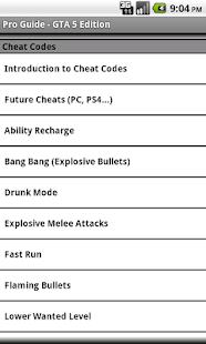 玩書籍App|Unofficial Pro Guide for GTA 5免費|APP試玩