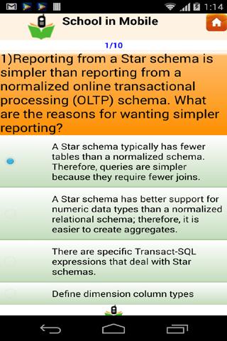 教育必備免費app推薦|SQL SERVER考试70-463 PREP線上免付費app下載|3C達人阿輝的APP