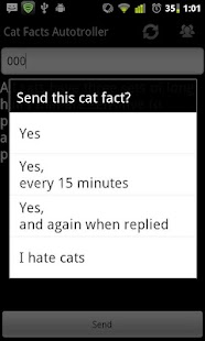 Catfacts Autotroller Beta - screenshot thumbnail
