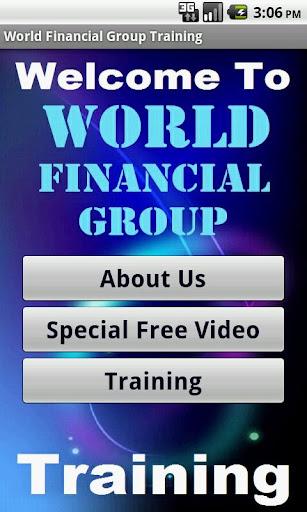 in World Financial Group Biz