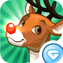 Tap Zoo: Santa's Quest icon