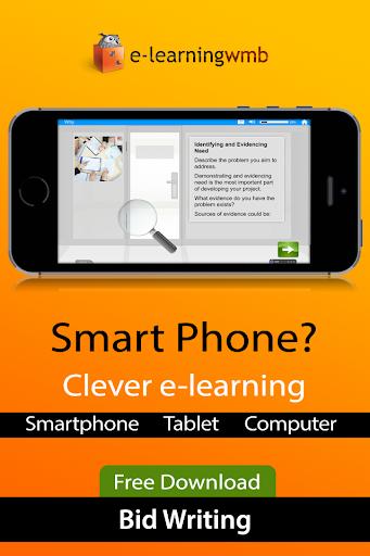 Bid Writing e-Learning