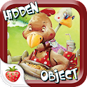 Hidden Object: Little Red Hen