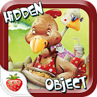 Hidden Object: Little Red Hen icon