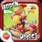 Hidden Object: Little Red Hen icon