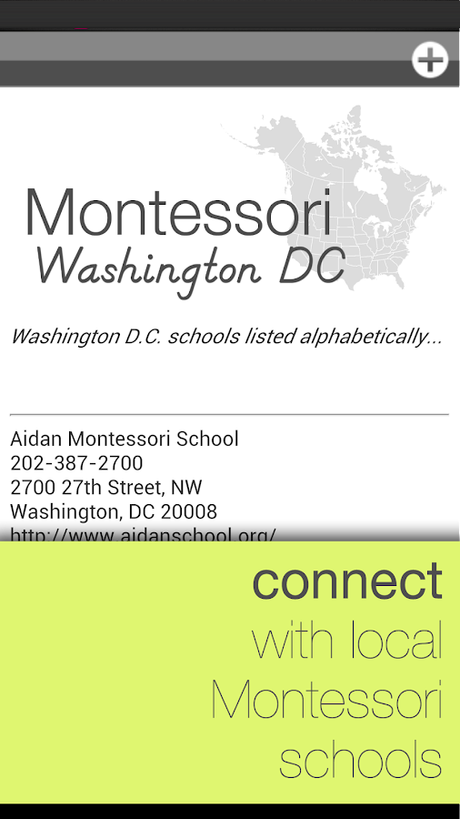 Montessori App - screenshot