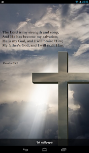 Bible Verse Live Wallpaper - screenshot thumbnail