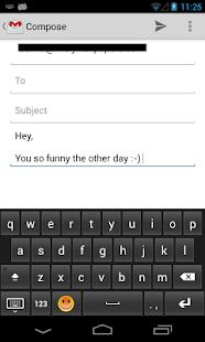 Emoji Keyboard - screenshot thumbnail