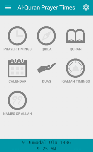 Prayer Times with Quran