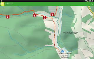 Screenshot of Hardehausen