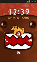 Screenshot of GO Locker Theme Domo