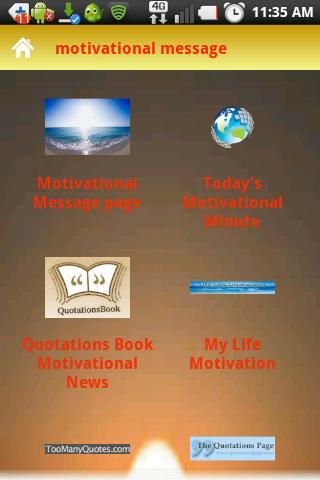 【免費生活App】Motivational Message-APP點子