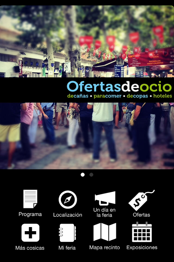 Feria de Albacete - screenshot