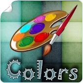 Colors - Kids Coloring App.