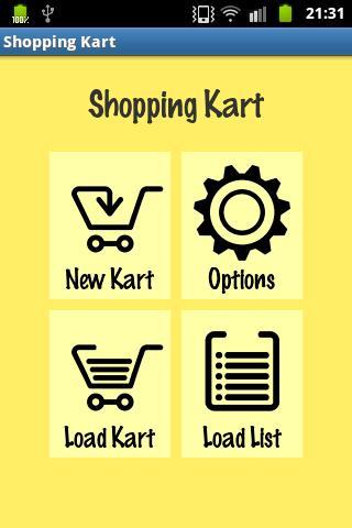 Shopping Kart Lite