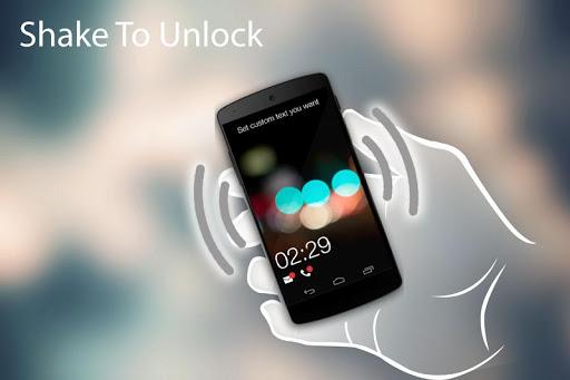 Shake to Unlock Pro