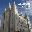 LDS Audio Quotes Lite logo