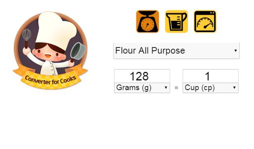 【免費工具App】Converter for cooks-APP點子