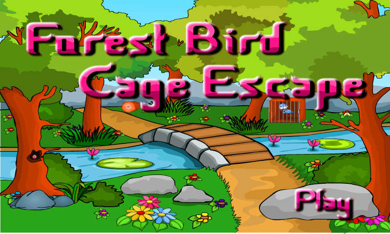 Forest Bird Cage Escape- screenshot
