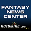 RotoWire Fantasy News Center logo