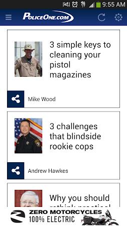 PoliceOne 2.0.5 screenshot 1372750