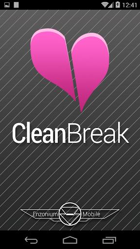 Clean Break Up Texts