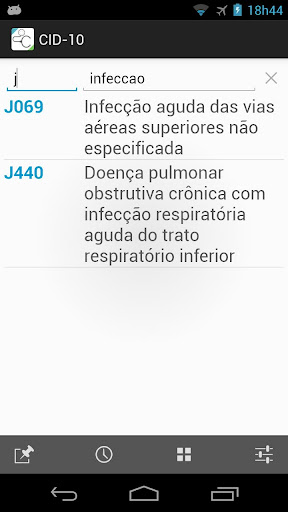【免費醫療App】CID10 LinkCID Tabela CID-10-APP點子