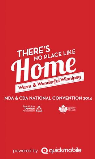 MDA-CDA 2014 Dental Convention