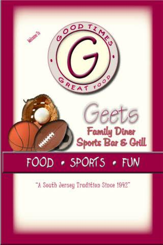 Geets Diner and Sports Bar