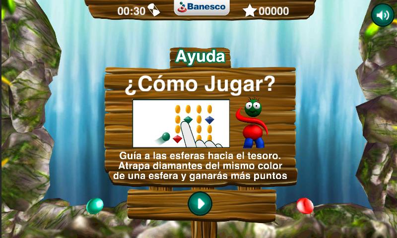 Banesco Aventura - screenshot