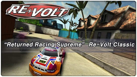 RE-VOLT Classic - 3D Racing Screenshot 21