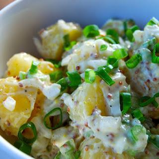 A Simple Potato Salad