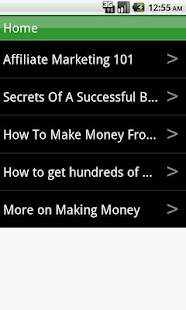 How to Make Money - screenshot thumbnail