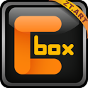 C Box Theme GO Launcher EX icon