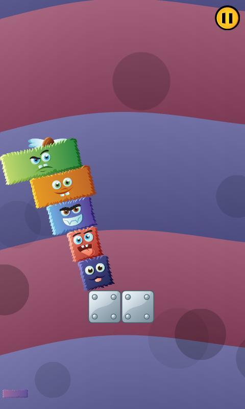 Monster Stack 2- screenshot