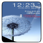 Galaxy s3 flip lock screen