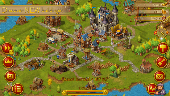 Townsmen Screenshot 20