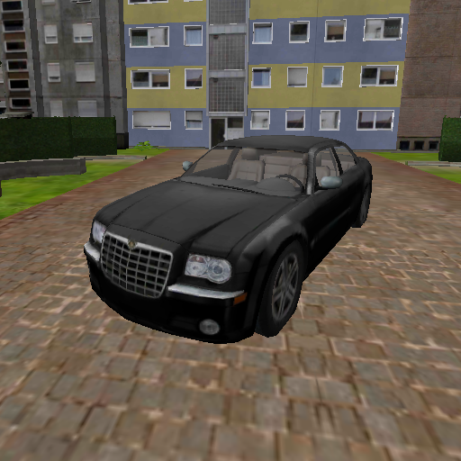 黑車停車場模擬器 LOGO-APP點子
