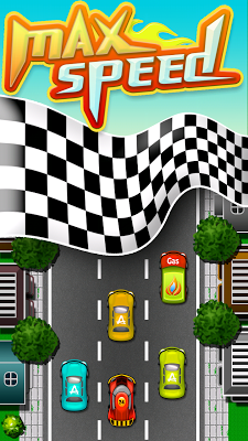 Max Speed : Racing Game - screenshot