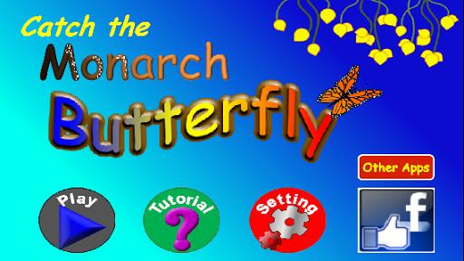 Monarch Butterfly Catch Pro