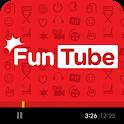 FUNTUBE - funniest videos! icon