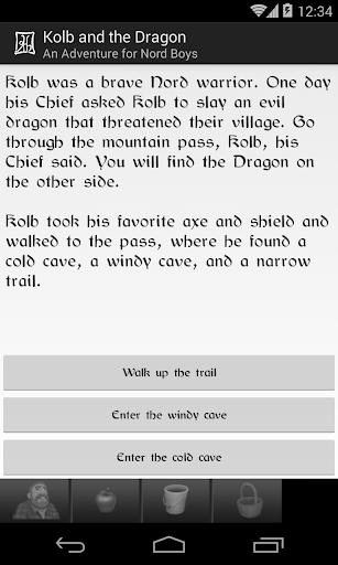 Kolb and the Dragon