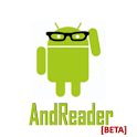 AndReader Beta icon
