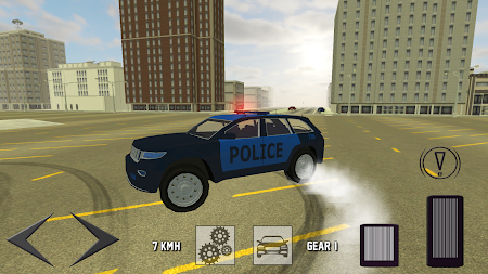 SUV Police Car Simulator 2.3 screenshot 642039