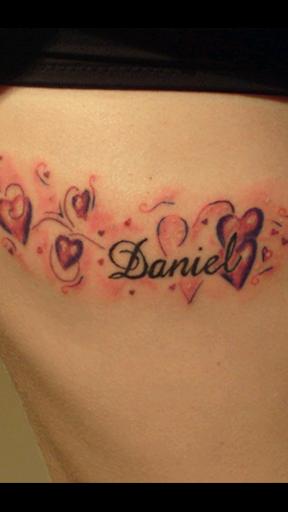 Tattoo Name Ideas screenshot