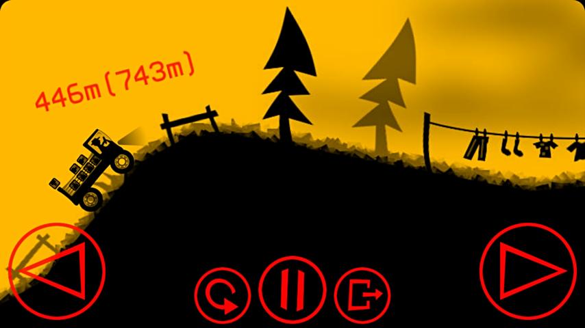 Bad Roads - screenshot